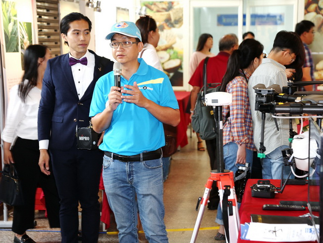 An exhibition tournament on research and development results and technical entity