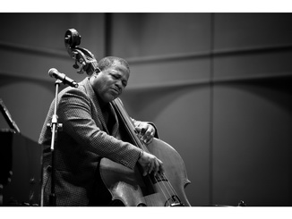 Rodney Whitaker is one of the most renowned jazz double bass players and teachers nowadays.
